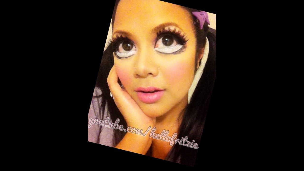 Youtube Eye Makeup Tutorial: FRITZIE TORRES - YouTube