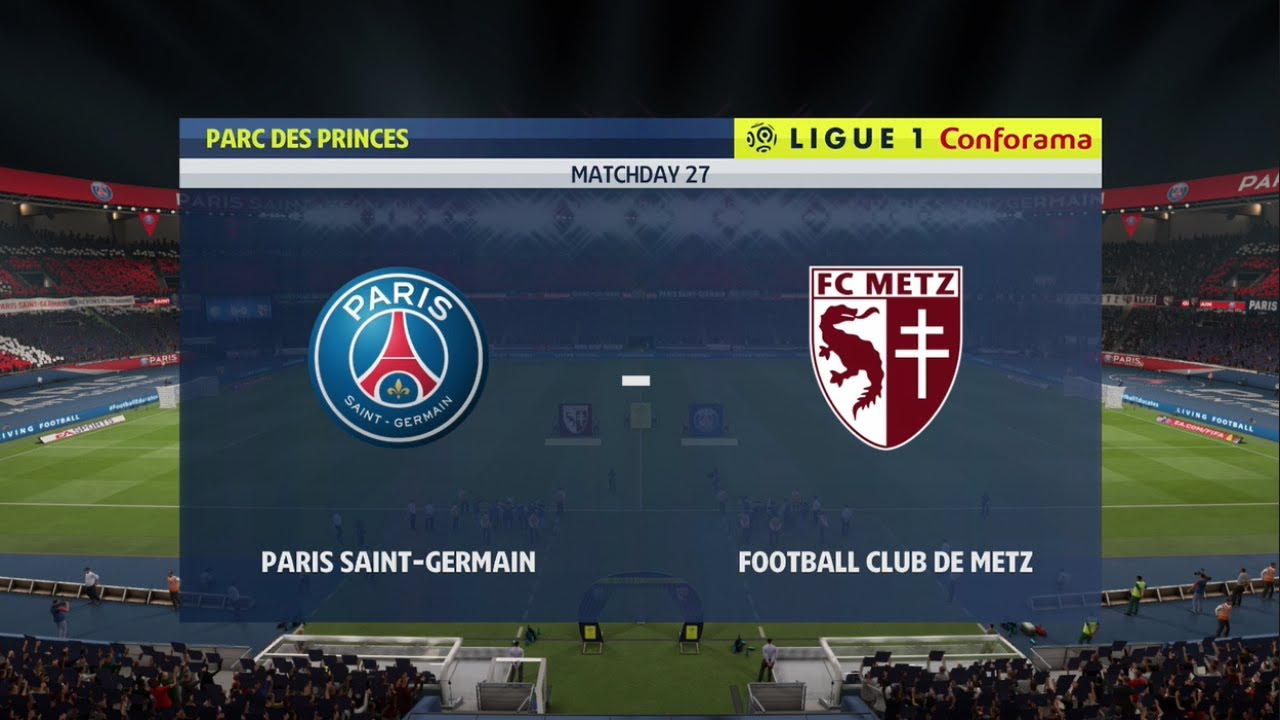 PSG vs Metz | Ligue 1 16 September 2020 Prediction - YouTube