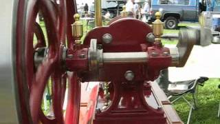 Forest slide valve carrier flame igniton engine .