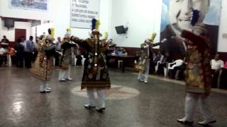 """Los Negritos """"Los elegantes"""" de Huanza - Huarochiri(2-2)"""