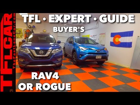 Watch This Before You Buy a Toyota RAV4 or Nissan Rogue