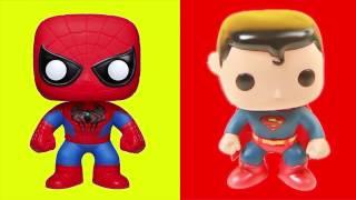 PJ Masks Villain Romeo Best Learning Science Video - Paw Patrol, Trolls Movie, Peppa Pig, Spiderman