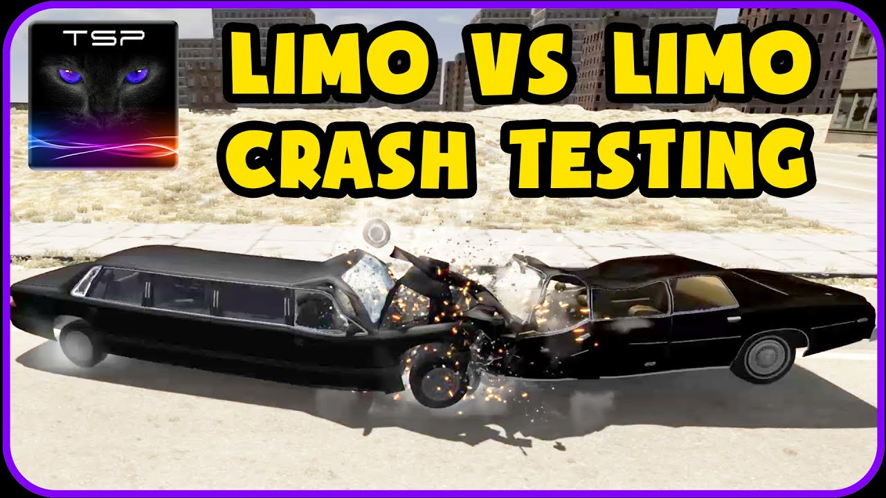 limo crash