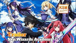 Sky Wizards Academy - Trailer (Deutsch)