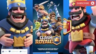 Gambar cover Download clash royal mod apk