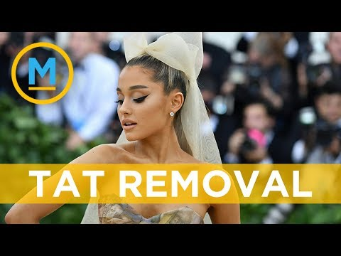 Ariana Grande was offered $1.5 million to get her tattoo removed | Your Morning Mp3