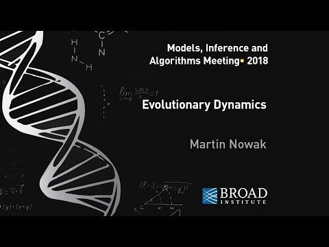 MIA: Martin Nowak, Evolutionary Dynamics