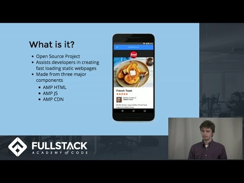 AMP Tutorial - Examples of Accelerated Mobile Pages
