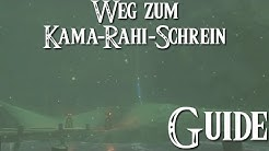 ZELDA: BREATH OF THE WILD - Kama-Rahi-Schrein Guide