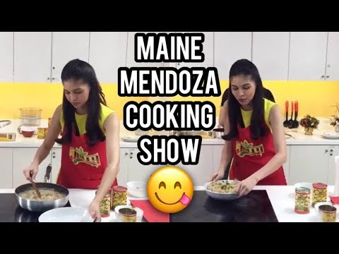 Maine Mendoza Cooking Show