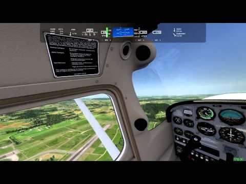 Aerofly Fs - simulateur de vol (1080 HD)