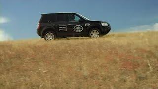 Land Rover Freelander 2 Тест-драйв.  Игорь Бурцев.