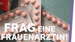 Wie wirkt die Pille? 💊 | Q&A Verhütung | Frauenärztin Auf Klo