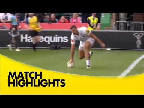 Harlequins v Leicester Tigers - Aviva Premiership Rugby 2017-18