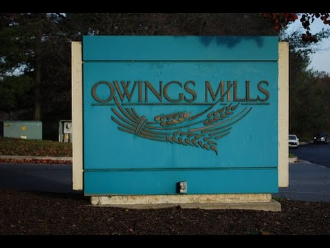 Abandoned Locations Owings Mills Mall