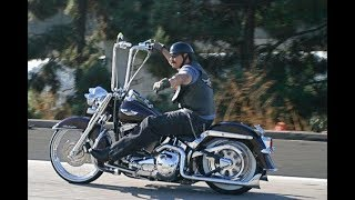 "Top 10 Coolest Motorcycles From ""Sons of Anarchy"". Best Motorcycles from TV"