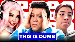 "DISGUSTING! What Belle Delphine's BAN & Charli D'Amelio's ""Cancelling"" Exposes & GSA Emily Murphy"