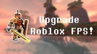 HOW TO REDUCE LAG ON ROBLOX! (Less Lag!) *2018* Windows 7, 8, 10, and Mac!