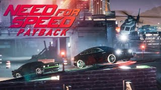 The Police Chase - Need for Speed: Payback PC Gameplay