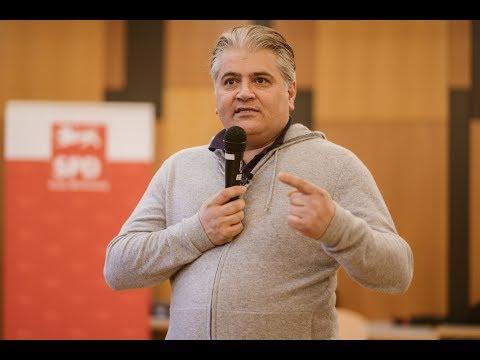 """Mehmet Daimagüler - Vortrag und Diskussion zu """"NSU - Jederzeit wieder?"""""""