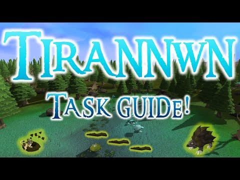 Elven Lands Achievement Diary Guide All Tasks Rewards D Youtube