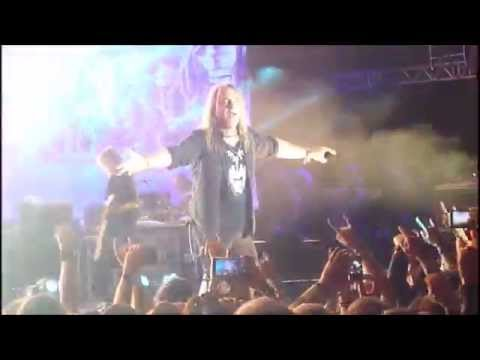 Helloween - Live In Moscow 2015 (Full Concert)