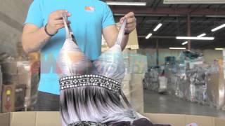 Closeout Designer Clothing Pallet