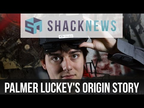 Oculus Palmer Luckey