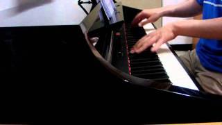 หมดหัวใจ - ปนัดดา (เมืองมายา) (piano cover)