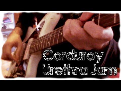 Corduroy Urethra Jam / Akai MPK Mini / Squier Jazzmaster / Blues Rock Guitar Jam