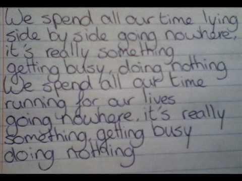 olly murs- busy (with lyrics)