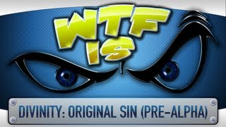 ► WTF Is... - Divinity: Original Sin (pre-alpha) ?