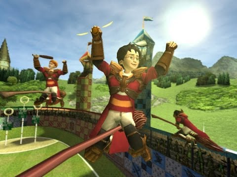 Quidditch World Cup  PC GamePlay