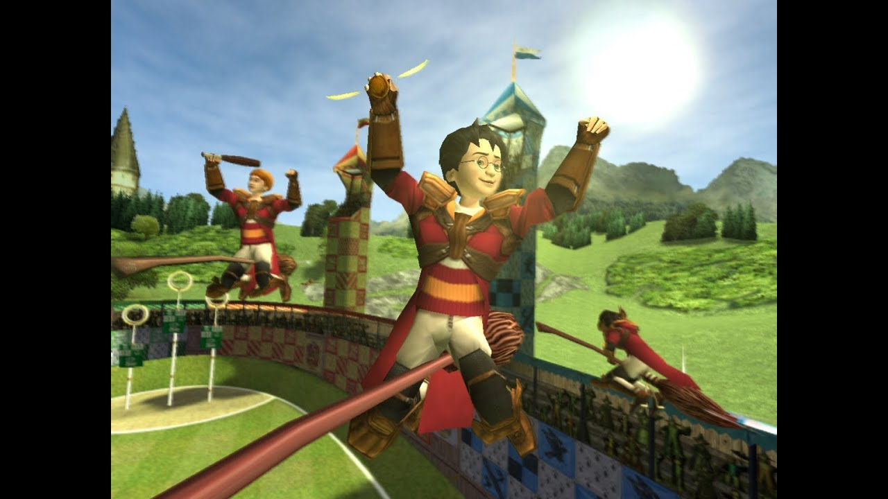 Amazon.com: Harry Potter: Quidditch World Cup: Video Games