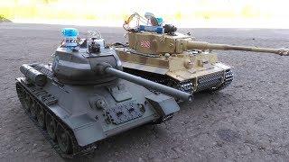 War Thunder И Wot В Реальности! Устраиваем Танковый Бой По Fpv В Видеошлеме