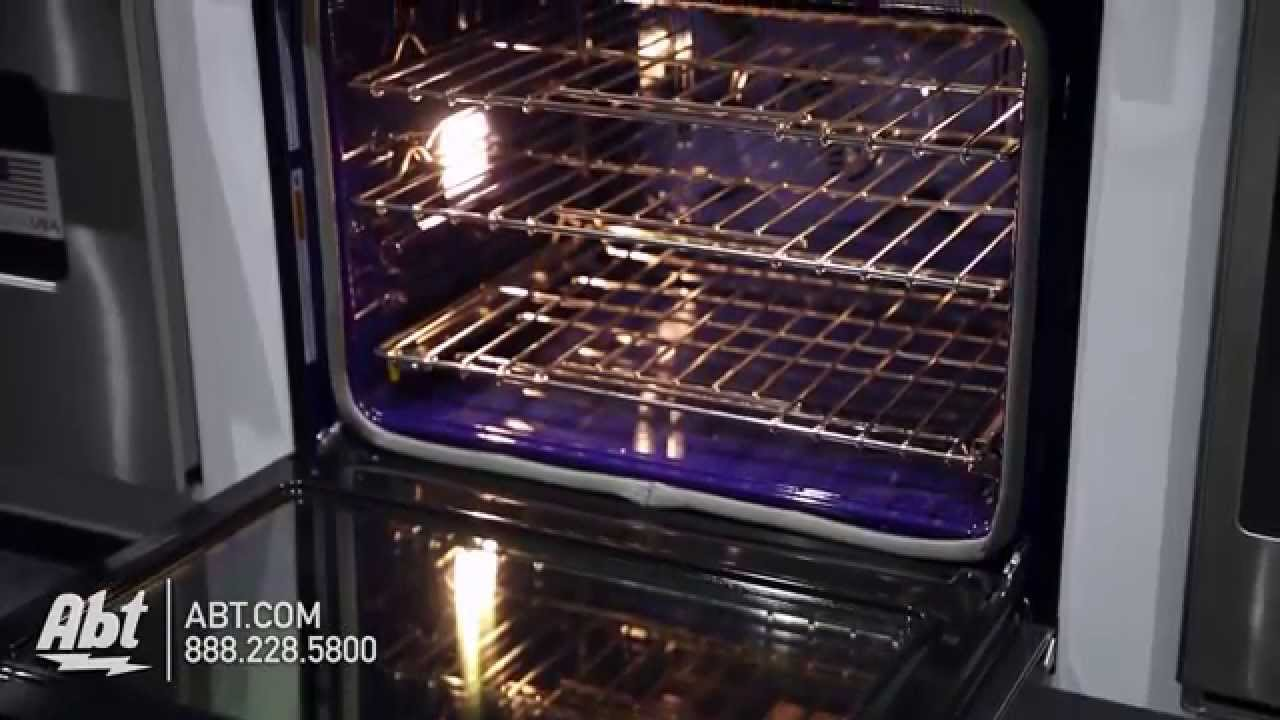 KitchenAid 30 Stainless Steel Single Wall Oven KOSE500ESS   Overview    YouTube