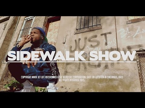 Curren$y - Sidewalk Show (Official Video - Exclusively In 4K 'Highest Definition')