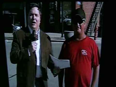May 4 2010 WICS live weather cast from Clinton