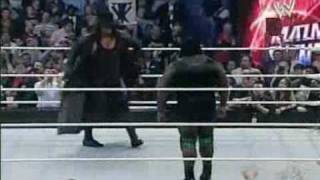 The Undertaker vs Mark Henry - Saturday Night 2006
