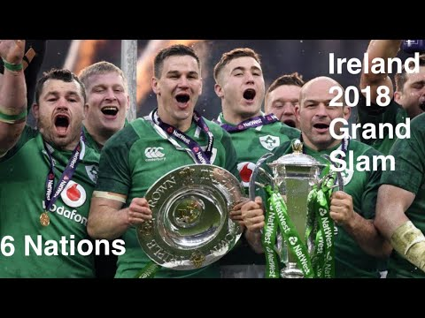 Ireland 2018 Grand Slam Highlights