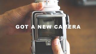 Got a New Camera ☆ 新しいカメラを手に入れた!