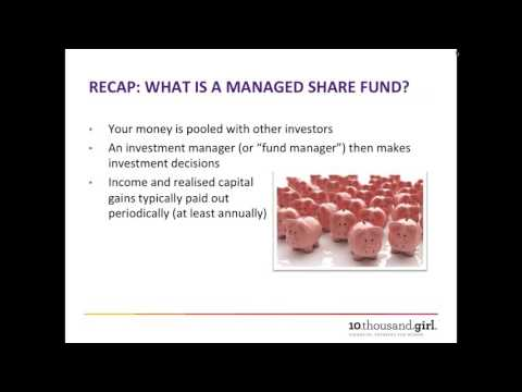 10thousandgirl Free Webinar  Managed Funds