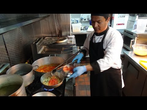 "Punjabi ""Sarson Ka Saag"" Recipe (+ a Fresh Butter Naan) at Chai Naasto Indian Restaurant, London."