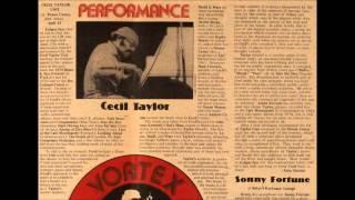 Cecil Taylor Unit - Petals (Michigan 1976)