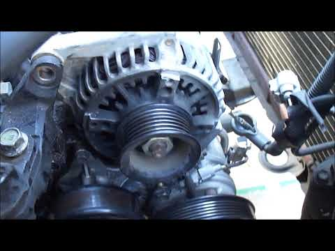 2000 Corolla Remove engine and Transmission Part 8