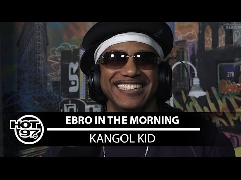 Kangol Kid Talks Beef with Roxanne Shanté, and His Wife Getting Plastic Surgery on TV