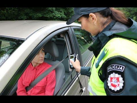Savaitgalį Kauno apskrityje - masinė neblaivių vairuotojų kontrolė
