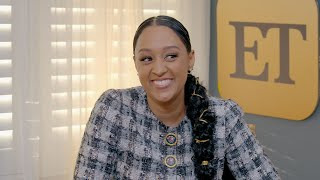 Tia Mowery Wants to Do a Christmas Movie with Tamera and Tahj | Full Interview