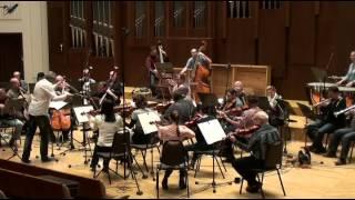 Michael Haydn: Symphony in C major, No 19 3rd movement (part)