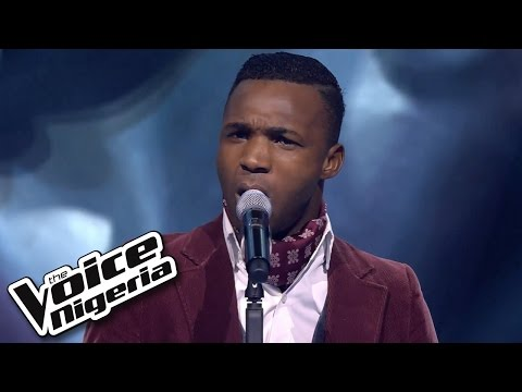 Joe Blue Sings How Am Supposed To Live Without You Blind Auditions The Voice Nigeria